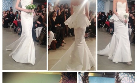 Semana de Moda Noiva New York
